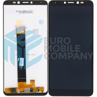 Wiko Harry 2 LCD + Digitizer Complete - Black