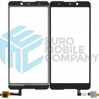 Wiko Lenny 5 Digitizer Complete - Black