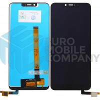 Wiko View 2 Go LCD + Digitizer Complete - Black