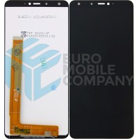 Wiko View Max LCD + Digitizer Complete - Black