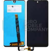 Wiko View 2 Pro Display + Digitizer Complete - Black
