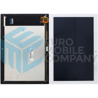 Lenovo Tab 4 10 Plus TB-X704F Display + Digitizer Complete - White