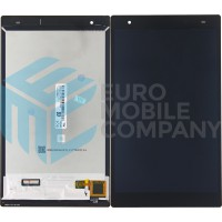 Lenovo Tab 4 8 Plus (8704) LCD + Digitizer Complete - Black