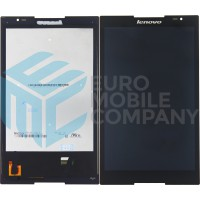 Lenovo Tab S8 S8-50 Display + Digitizer Complete - Black