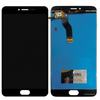 Meizu M3 Note L681H LCD + Digitizer Complete - Black