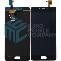 Meizu M3S Display + Digitizer - Black