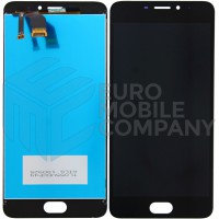 Meizu M5 Note LCD + Digitizer Complete - Black