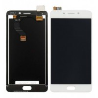 Meizu M6 Note LCD + Digitizer Complete - White