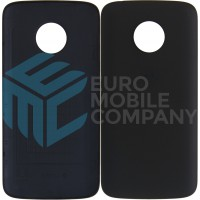 Motorola Moto E5 Play Battery Cover - Black