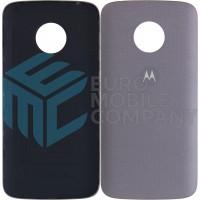 Motorola Moto E5 Play Battery Cover - Grey