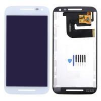 Motorola Moto G3 LCd+Touchscreen - White