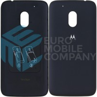 Motorola Moto G4 Play Battery Cover - Black