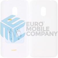 Motorola Moto G4 Play Battery Cover - White