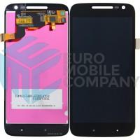Motorola Moto G4 Play Display + Touchscreen + Frame - Black