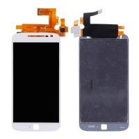 Motorola Moto G4 LCD+Touchscherm - White