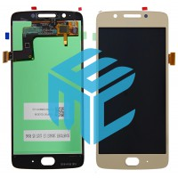 Motorola Moto G5 (XT1675) Display + Digitizer - Gold