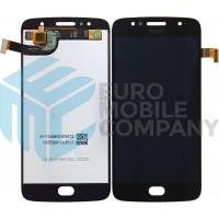Motorola Moto G5S LCD + Digitizer Complete - Black