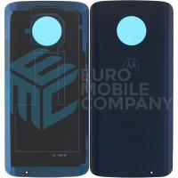 Motorola Moto G6 Plus Battery Cover - Black