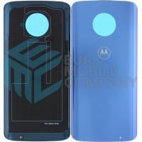 Motorola Moto G6 Plus (XT1926) Battery Cover - Blue