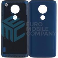 Motorola Moto G7 Power (XT1955) Battery Cover - Marine Blue