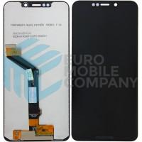 Motorola One / P30 Play Display + Touchscreen Module - Black