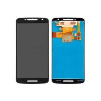 Motorola Moto X Play LCD+Touchscreen + Frame - Black
