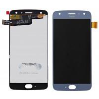 Motorola Moto X4 Display+Digitizer - Sterling Blue