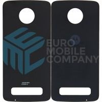 Motorola Moto Z Play (XT1635-02) Battery Cover - Black