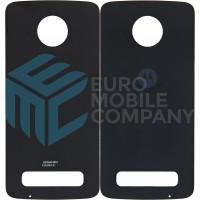 Motorola Moto Z Play (XT1635-02) Back Cover - Black