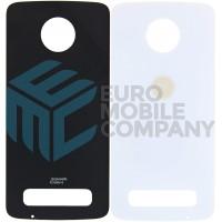 Motorola Moto Z Play (XT1635-02) Battery Cover - White