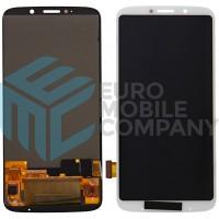 Motorola Moto Z3 PLAY LCD + Touchscreen module - White