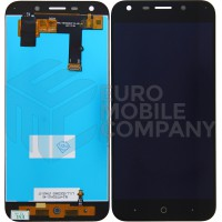 ZTE Blade A6 Display + Digitizer Complete - Black