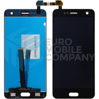 ZTE Blade V8 LCD + Touchscreen Complete  - Black